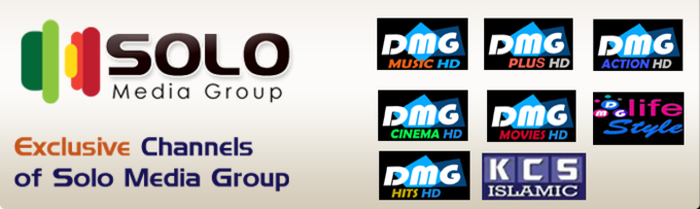 Exclusive TV Channels, Digital Channels from Solo Cable